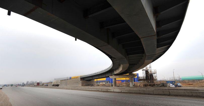 Транспортный обход Пушкина построят после 2029 года