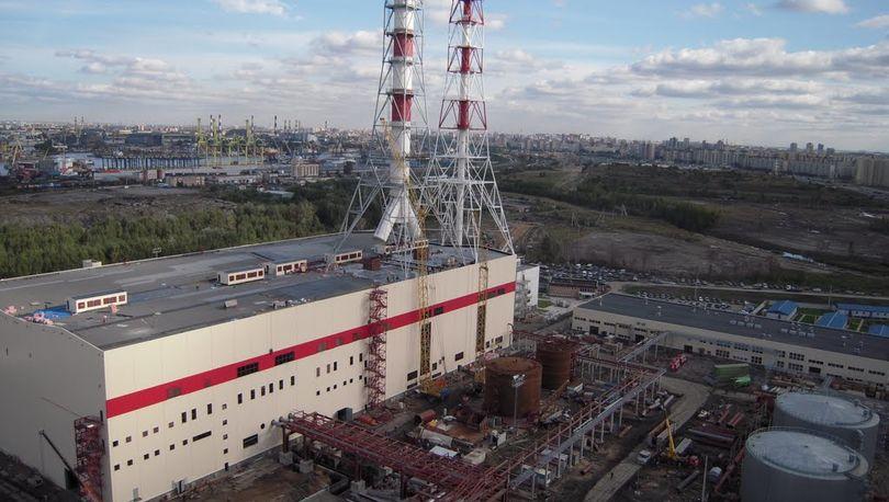 Строительство Юго-Западной ТЭЦ завершится к концу года