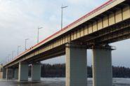 мост на трассе Кола