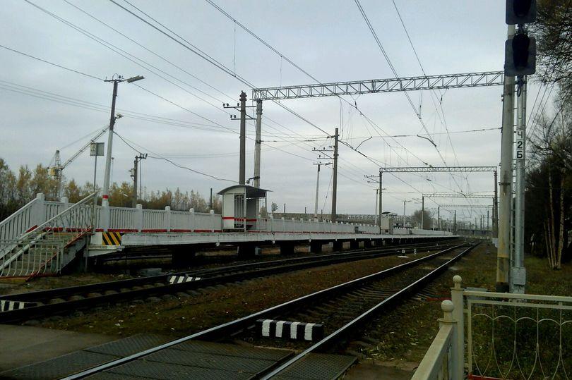 платформа Предпортовая