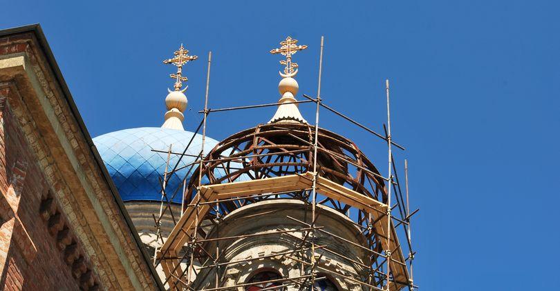 Для реставрации памятников предлагают разработать особый порядок