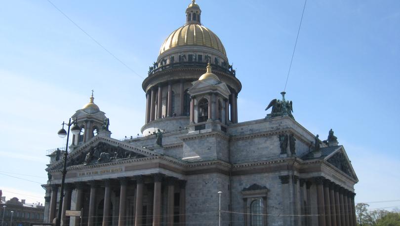 РПЦ: В вопросе о судьбе Исаакиевского собора необходимо прийти к консенсусу