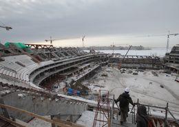 Многомиллиардный бюджет на строительство стадионов к ЧМ поручат Минспорту