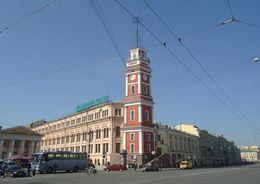 Сбербанк передал Петербургу Александровский зал бывшей Гордумы