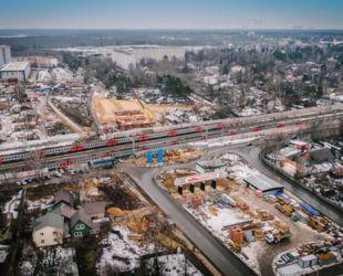 Пятнадцать дорожных объектов появится в Московской области по президентской программе в 2021 году