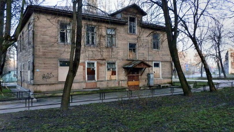 Аварийные здания под Петербургом проданы на торгах