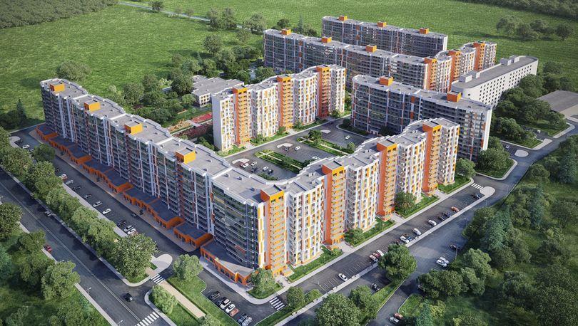 UP-квартал «Светлановский»