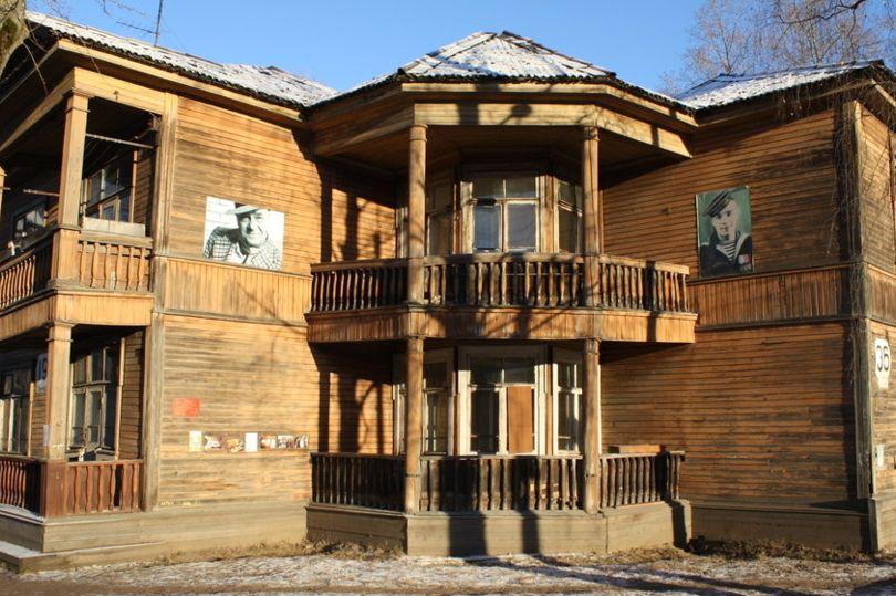 дом Пикуля