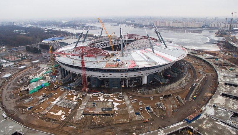 С экс-подрядчика строительства стадиона на Крестовском острове будет взыскано 289 млн рублей.