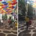«Аллею парящих зонтиков» освободили от незаконных торговых объектов