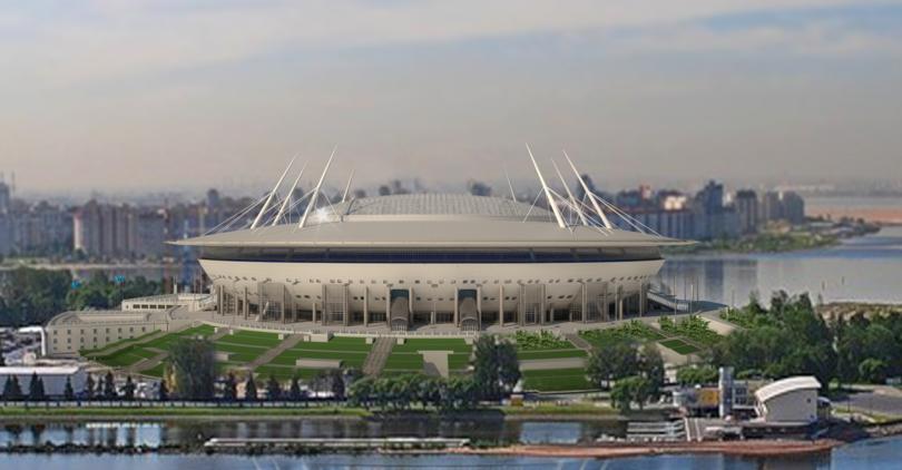 Путин: Стадионы к ЧМ-2018 будут построены в срок