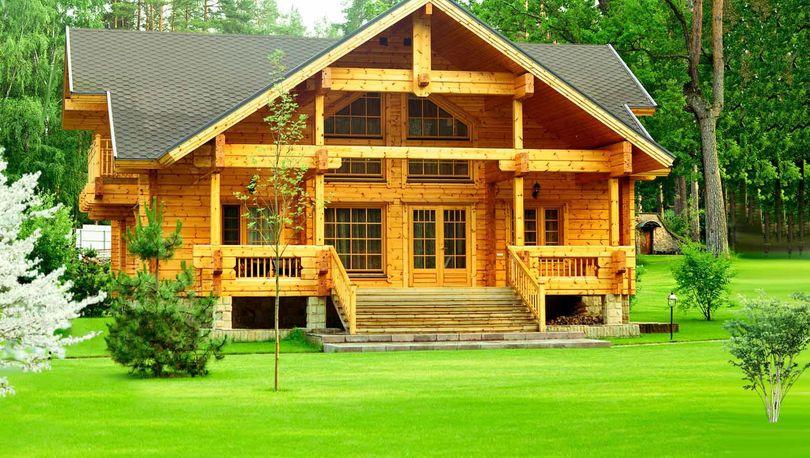 Минпромторг планирует ввести льготную ипотеку для деревянных домов
