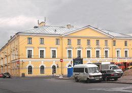 Суд не признал арендатора казарм Конногвардейского полка нарушителем