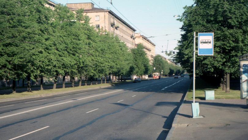 На Краснопутиловской улице начинается дорожный ремонт