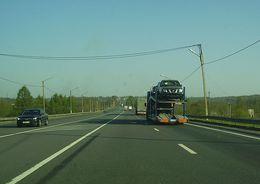 В Московской области ремонтируют трассу М-10