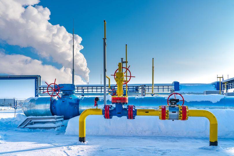Газовые сети