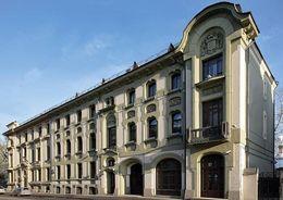 Восстановленные палаты Киреевского
