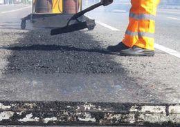 Албин: ремонт дорог в городе идет в соответствии с графиком