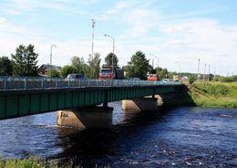 В Карелии отремонтируют мост через р. Шуя