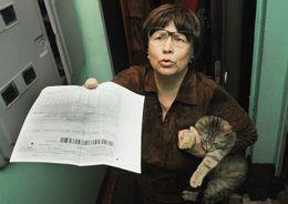 В 200 петербургских домах плата за отопление выросла на 160%