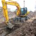 В Гатчине при земляных работах повредили кабельные линии