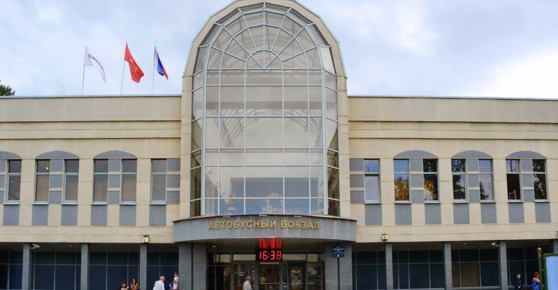 Вокзал на Обводном