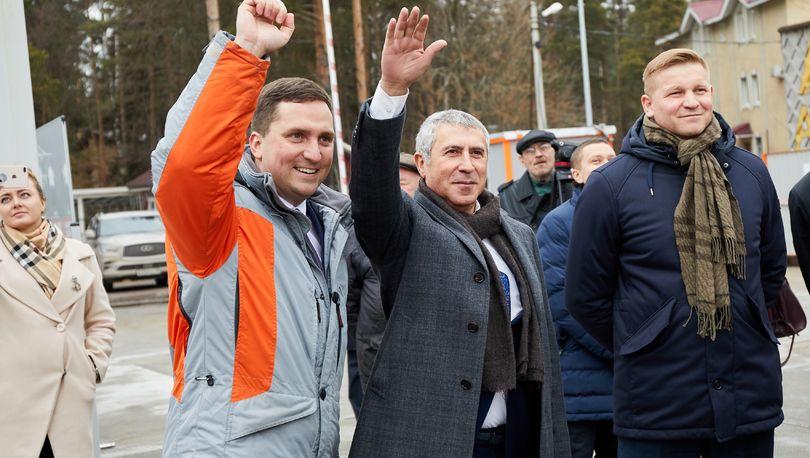 чиновники Ленобласти