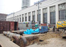 На  реконструкцию инженерных сетей Петербурга выделили 60 млрд рублей