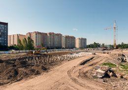 В Янино с 2013 года построено 85 тыс. кв. м. жилья