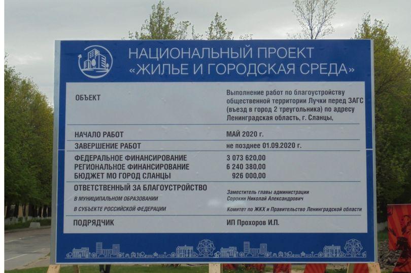 Национальный проект «Жилье и городска среда»