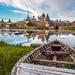 Патриарх Кирилл критикует Фонд по сохранению и развитию Соловецкого архипелага за строительство коттеджей на Соловках