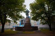 Памятник Глинке
