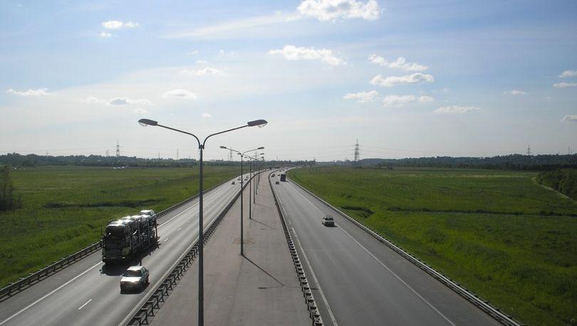 Токсовское шоссе