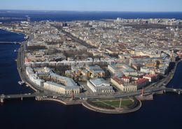 На Васильевском острове появилась новая улица