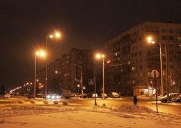 В выходные будет закрыт проезд по улице Антонова-Овсеенко в Невском районе