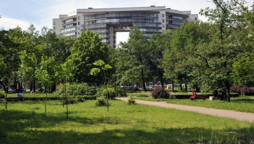 Малоохтинский парк