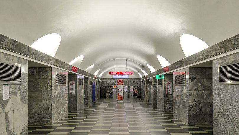 Вестибюль «Чернышевской» отремонтируют через год