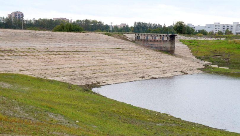 Кузьминское водохранилище