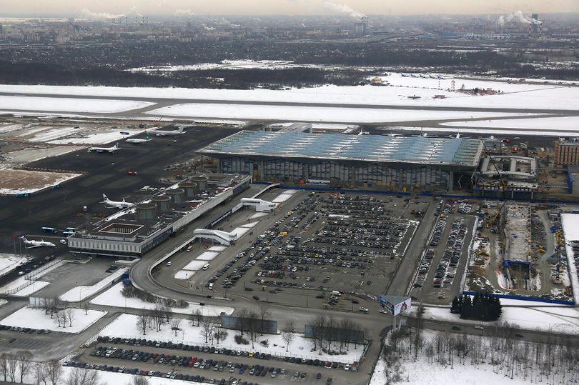Строительно-монтажные работы в аэропорту Пулково оценены в 850 млн рублей