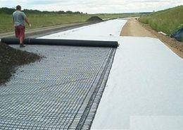 За три года применение геосинтетических материалов в дорожном хозяйстве выросло на треть