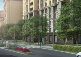 На территории ЖК «Цивилизация» создадут пешеходный бульвар