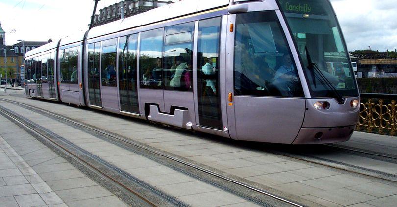 Для линии скоростного трамвая в Красногвардейском районе утвердили ППТ