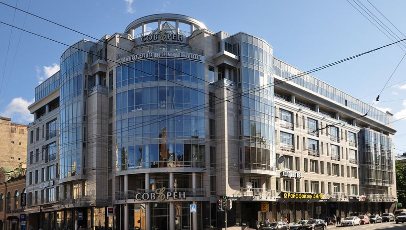 БЦ «Соверен» привлек нового арендатора