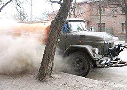 Депутат ЗакСа Ковалев просит убрать пыль с городских дорог