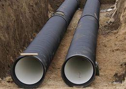 В Адмиралтейском районе строят новые водопроводные сети