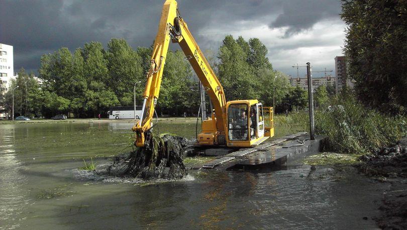 Городские водоемы приведут в порядок