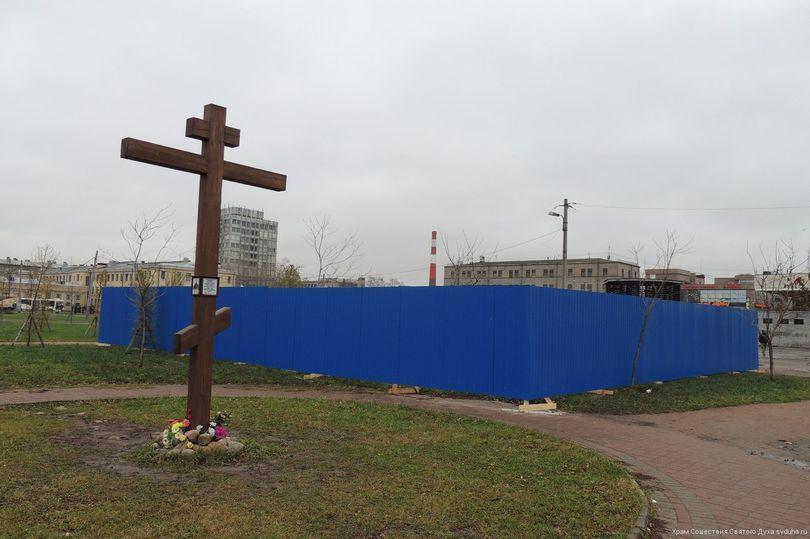 «Ликострой» получил землю на Яхтенной, взамен участка у м. «Ломоносовская»
