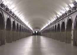 станция академическая