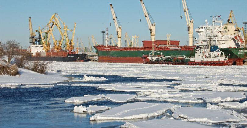 «Санкт-Петербургские электрические сети» запитали причальный комплекс для ледоколов