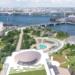 В арт-парке «Тучков Буян» горожане хотят видеть газон, каток и фонтаны